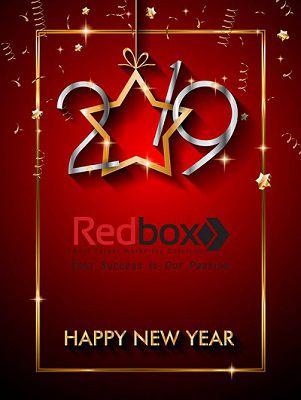 Redbox Tạm biệt 2018 - Xin chào 2019!