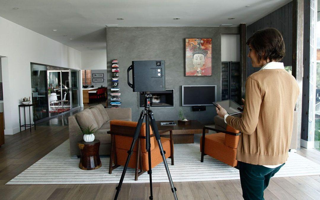 Quy trình chụp matter port nhà mẫu dự án bất động sản