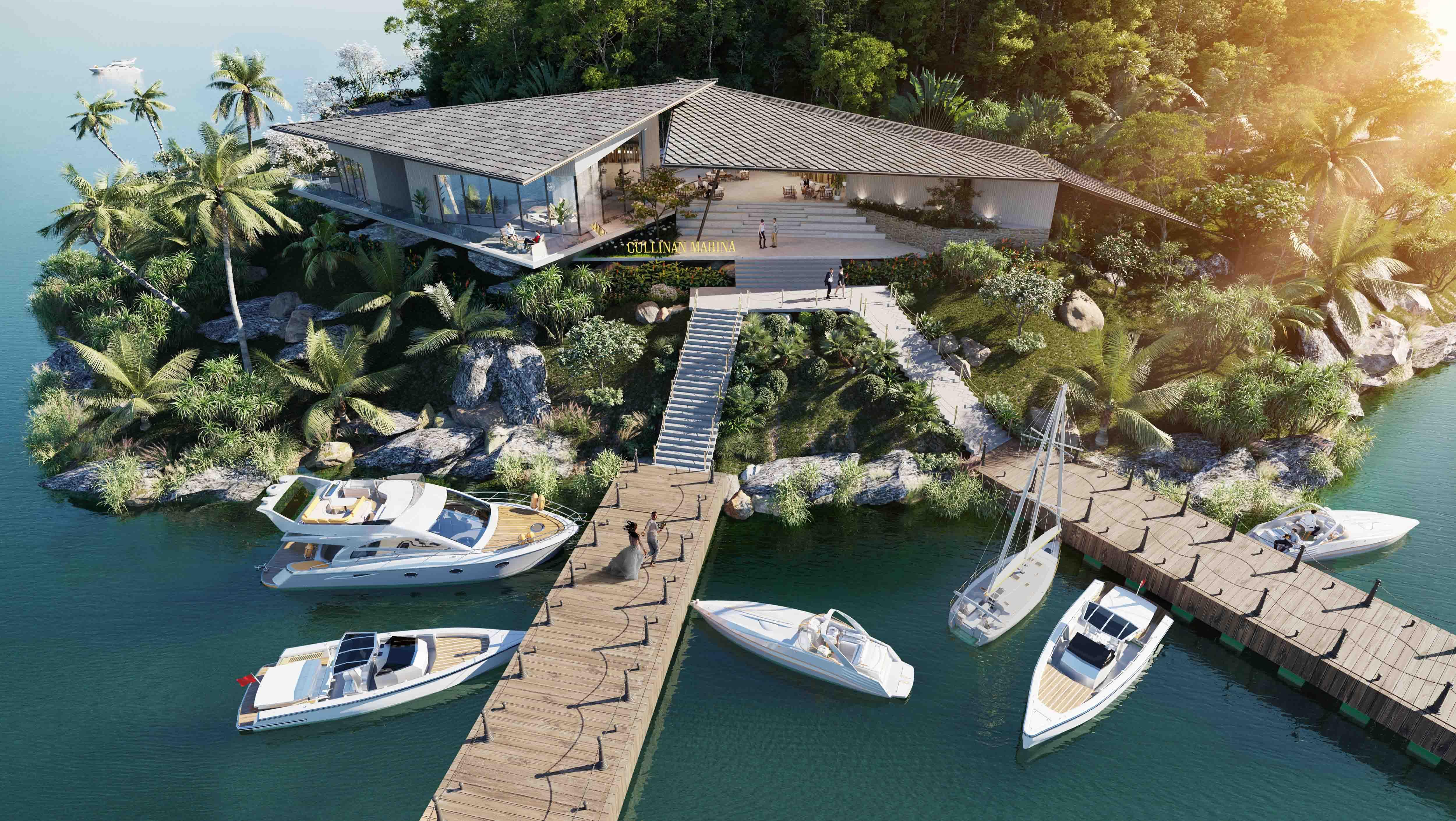 Cullinan Hoa Binh Resort