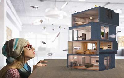 Những lợi thế của ảnh phối cảnh so với ảnh thiết kế 3D cho marketing dự án bất động sản