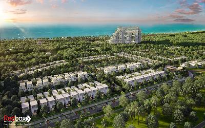 Lagoona Bình Châu phát triển theo mô hình nghỉ dưỡng xanh