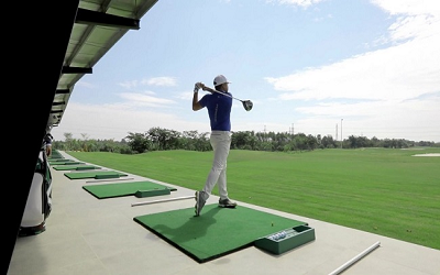 """Xu hướng kết hợp """"bất động sản - golf"""""""